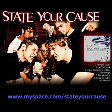 Bring You Back, by State Your Cause on OurStage