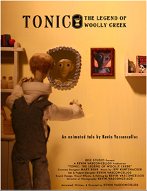 Tonic: The Legend Of Woolly Creek, by risekevin on OurStage