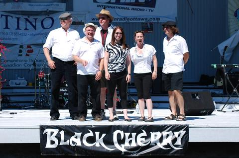 Little Blackbird, by Black Cherry Band on OurStage
