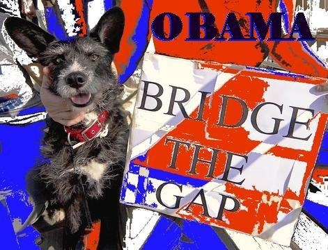 OBAMA - Building Bridges!, by WordManInAthens on OurStage