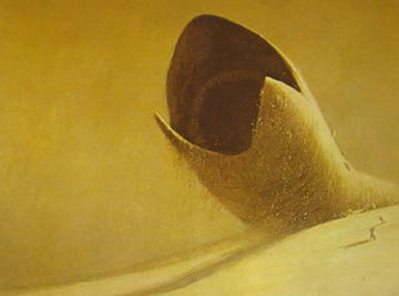 Sandworm, by DJ Dunecat on OurStage