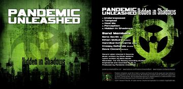 Hidden in Shadows, by Pandemic Unleashed on OurStage