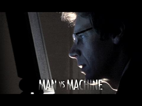 Man vs Machine, by mcsavisky on OurStage