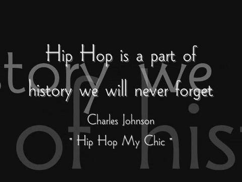 HIP HOP MY CHIC, by CHARLES JOHNSON on OurStage