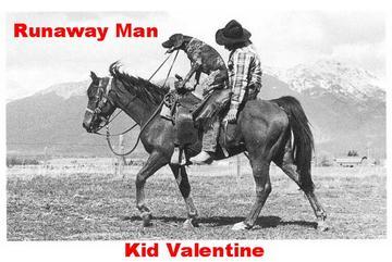 Runaway Man, by Kid Valentine on OurStage