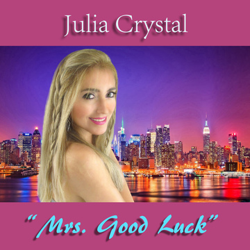 Mrs. Good Luck, by Julia Crystal on OurStage