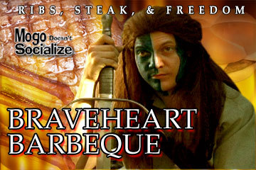 Braveheart Barbeque, by upressplay on OurStage