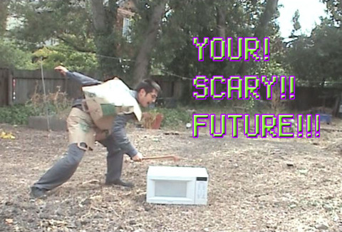 Your! Scary!! Future!!!, by fineburger on OurStage