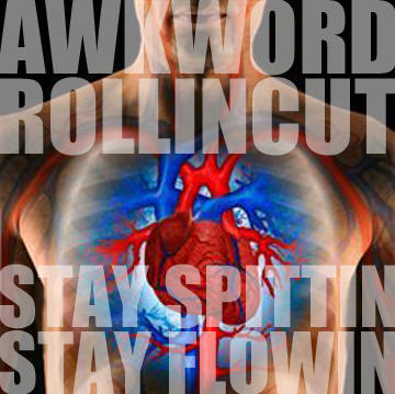 Stay Spittin Stay Flowin, by AWKWORD on OurStage
