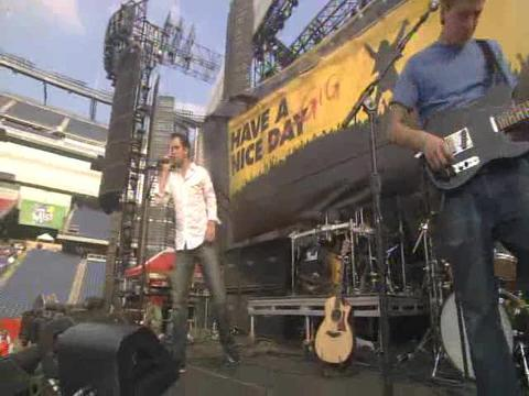 Clarias @ Gillette Stadium, by Clarias on OurStage