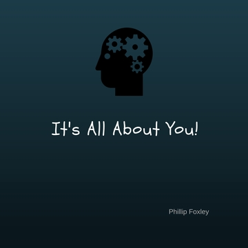 It's All About you!, by Phillip Foxley on OurStage