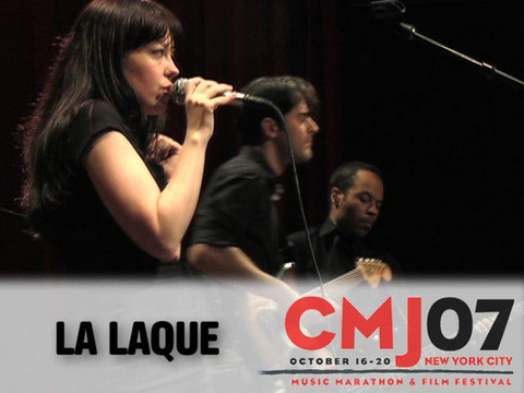 la laque @ cmj, by ThangMaker on OurStage