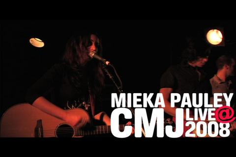Mieka Pauley Performs @ CMJ, by OurStage Productions on OurStage