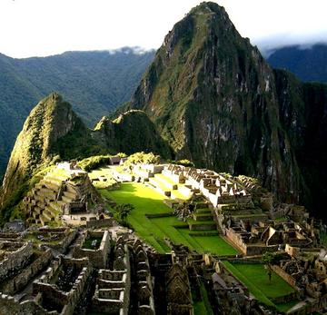 Machu Picchu, by Phil Poling on OurStage
