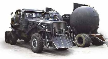 18 Wheels Of Terror, by Babihed on OurStage