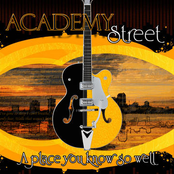 Blood and Sand, by Academy Street on OurStage
