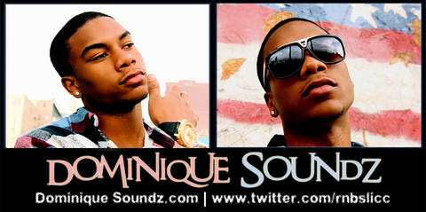 The Rise of Dominique Soundz, by Dominique Soundz on OurStage