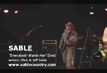 Everybody Wants Her, by Sable on OurStage