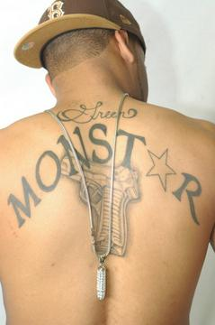 nobody better , by GREEN MONSTAR on OurStage