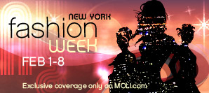 Exclusive Fall 2008 Fashion Week Coverage on MOLI.com!!, by jennyfrommoli on OurStage