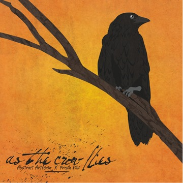 As the Crow Flies, by Abstract Artform on OurStage