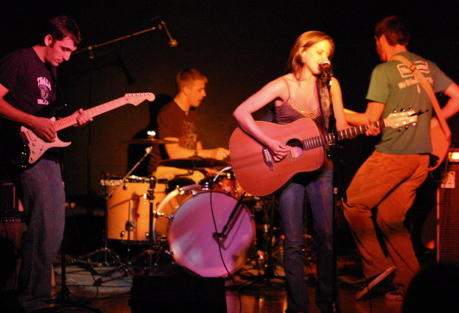 Perfect, by Sarah Tollerson and the Big Fantastic on OurStage