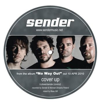 Cover Up, by sender on OurStage