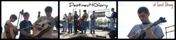 Because He Loved Me, by Destined 4 Glory on OurStage