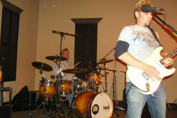Call My Name, by Roger Friend on drums on OurStage