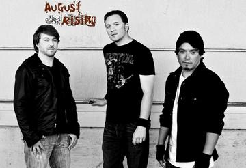My Life, by August Rising on OurStage