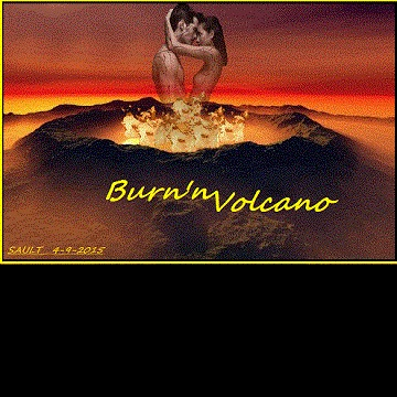 Burn'n Volcano, by SAULT on OurStage