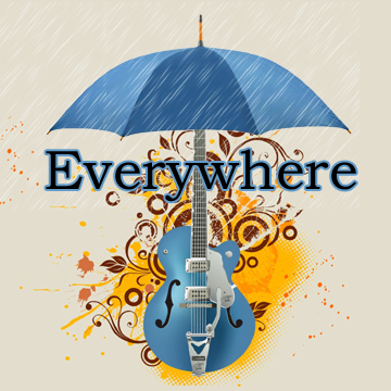 Everywhere, by Academy Street on OurStage