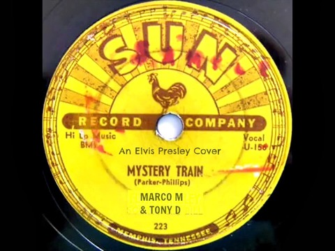 (The Video) MYSTERY TRAIN by MARCO M & TONY D, by TONY D (Solo) & with HIS BAND REVOLVER on OurStage