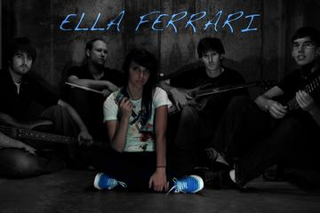 Broken Record, by Ella Ferrari on OurStage