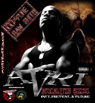 Release Tha Pressure - Avri Apocalypse, by Avri Apocalypse on OurStage