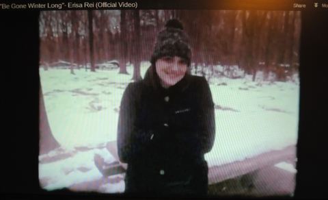 """Erisa Re- """"Be Gone, Winter Long"""" (Official Video), by Erisa Rei on OurStage"""