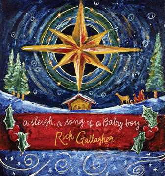 God Rest Ye Merry Gentlemen, by Rick Gallagher on OurStage