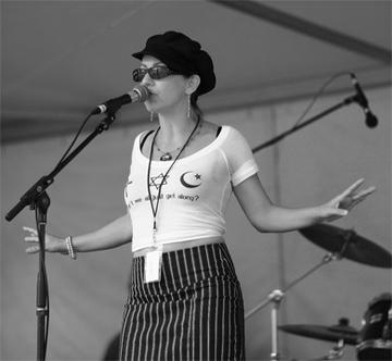 Outside Looking In, by ANASTASIA GILLIAM & the VooDoo Suns on OurStage