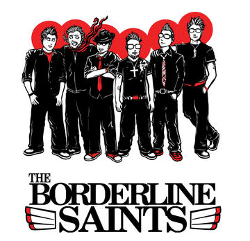 Walls - Radio Edit, by The Borderline Saints on OurStage