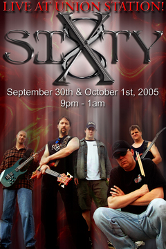 Blood Red Sky, by Sixty 8 on OurStage