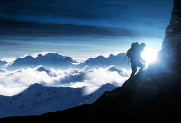 The Climb, by Arkady on OurStage