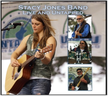 I'd Rather Go Blind, by The Stacy Jones Band on OurStage