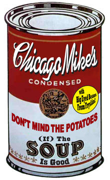 The Soup is Good, by Chicago Mike Beck on OurStage