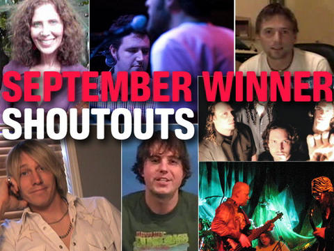 Top OurStage Artists Say Thanks!, by OurStage Productions on OurStage