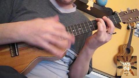 Shine On You Crazy Diamond - Ukulele solo, by WS64 on OurStage