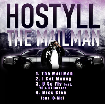 The MailMan, by Hostyll on OurStage