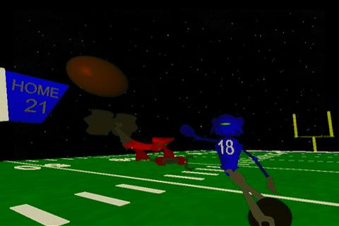 Robot Football, by Luke Delello (Fine Arts Center) on OurStage