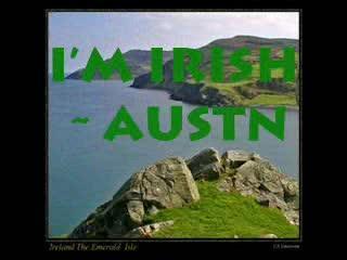 I'm Irish, by Austn on OurStage