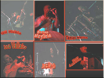 Voodoo, by Bishop Mayfield on OurStage