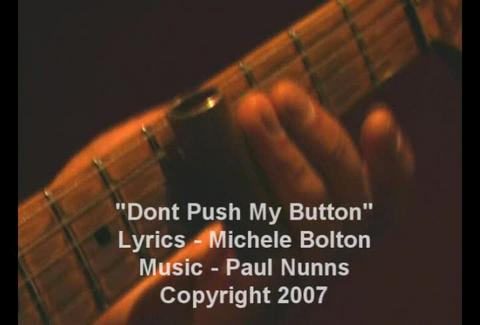 """Don't Push My Button"" Video , by Michele Bolton on OurStage"